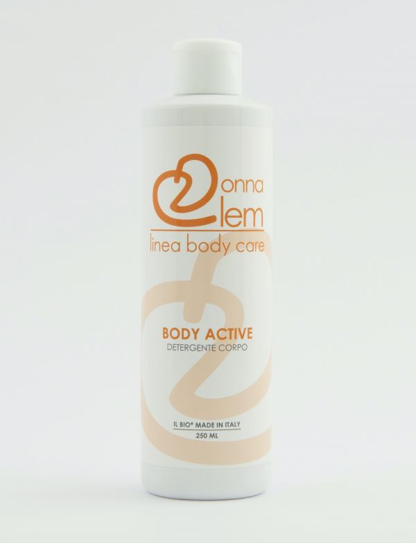 Detergente corpo Body Active (250ml)
